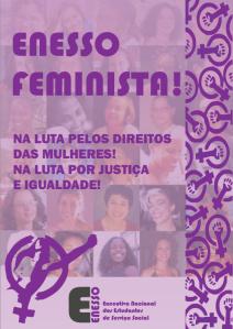 Cartilha ENESSO feminista