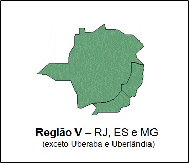 Região V